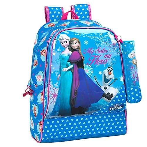 7e93075ec0 ΣΧΟΛΙΚΑ    Ειδη Σχολειου    Σχολικές Τσάντες    Σακίδιο Πλάτης 611535538 -  Frozen Disney - kidcity.gr