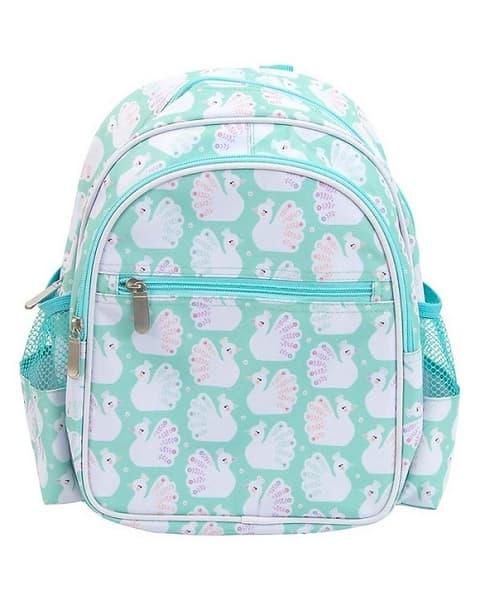 f8e19348ad Παιδική Τσάντα Πλάτης Backpack Peacocks BPPEMI14 - A Little Lovely Company
