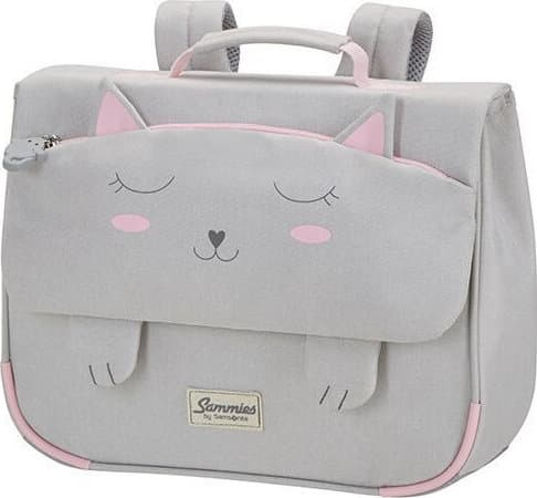 edef452a38d Kidcity Τσάντα Σχολική Happy Sammies Kitty Cat - Samsonite 93420-6560