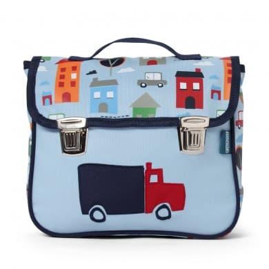 46394130238 Kidcity Τσάντα ταχυδρόμου Big City - Penny Scallan