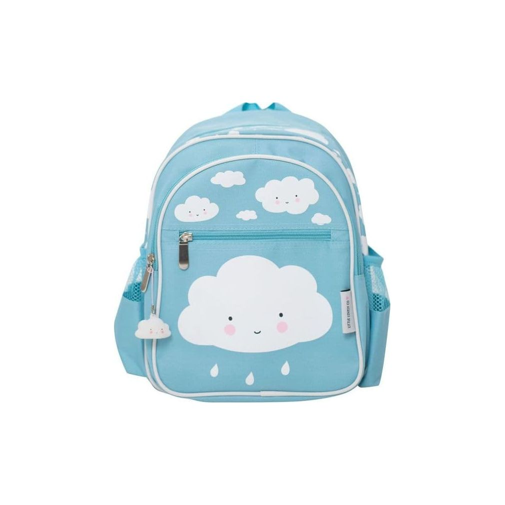 b425febeedb Παιδική Τσάντα Πλάτης Backpack Cloud Blue BGBL004 - A Little Lovely Company