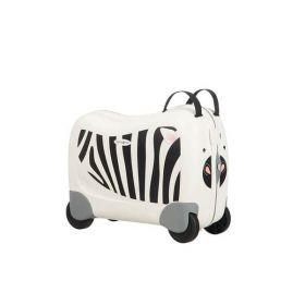 e8b1c3ced67 Βαλίτσα Καμπίνας Dream Rider Spinner Zebra Zeno 50x39x21cm - Samsonite  109640-7258