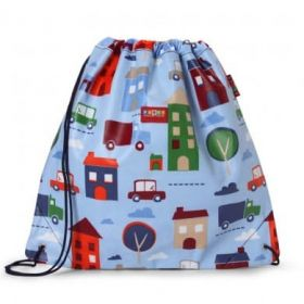 d8458faaba Τσάντα σακίδιο με κορδόνι Big City - Penny Scallan