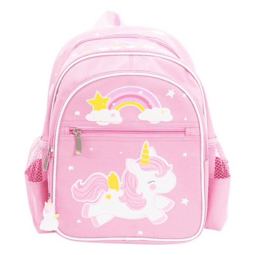 ca1f7d5020a Παιδική Τσάντα Πλάτης Backpack Unicorn BPUNPI11 - A Little Lovely Company